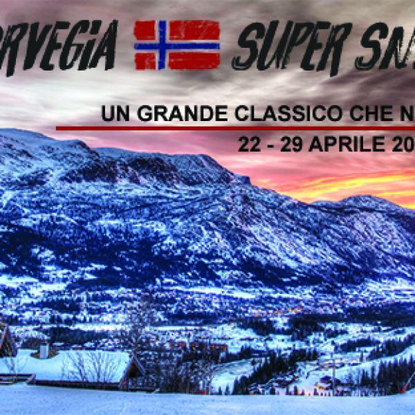 Norvegia Super Snowboard Camp