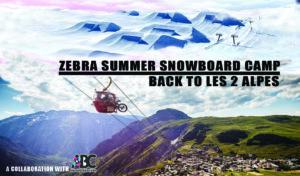 locandina_Zebra_Snowboard_Camp_Les_Deux_Alpes