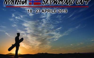 NORVEGIA SUPER SNOWBOARD CAMP – PASQUA 2019