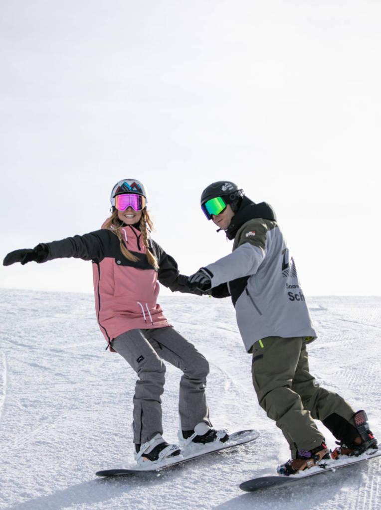 Lezioni private snowboard