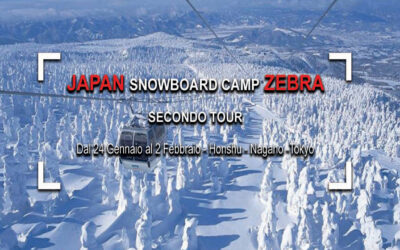 SNOWBOARD TOUR GIAPPONE N.2 – Hakuba GENNAIO 2020
