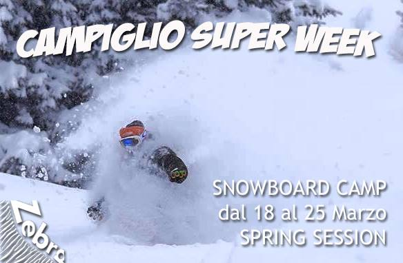 Campiglio Super Week