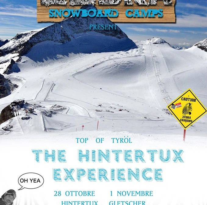 TOP of TIROL Snowboard Camp: Halloween 2016 ad Hintertux