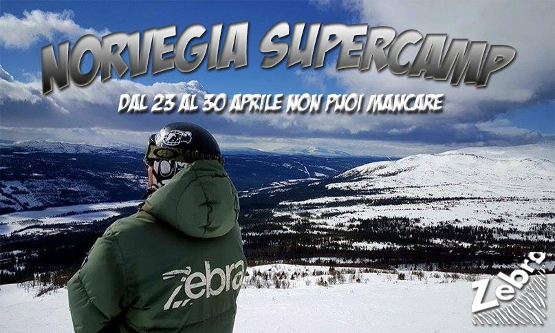 Norvegia Super Snowboard Camp